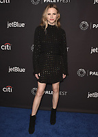 "HOLLYWOOD, CA - MARCH 17:  Halston Sage at PaleyFest 2018 - ""The Orville""  at the Dolby Theatre on March 17, 2018 in Hollywood, California. (Photo by Scott Kirkland/Fox/PictureGroup)"