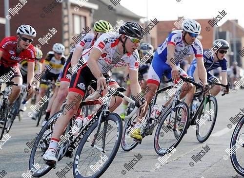 2014-03-29 / Wielrennen / seizoen 2014 / Jelle Henderickx<br /><br />Foto: mpics.be