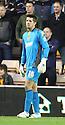 Chris Day of Stevenage<br />  - Wolverhampton Wanderers v Stevenage - Sky Bet League One - Molineux, Wolverhampton - 2nd November 2013. <br /> © Kevin Coleman 2013