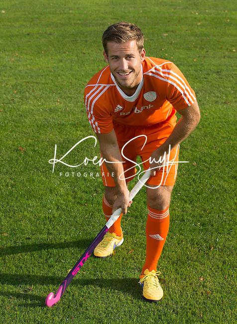 ARNHEM - Hockey - Jeroen Hertzberger bij selectie Nederlands team. Copyright Koen Suyk