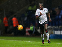 Bolton Wanderers' Clayton Donaldson <br /> <br /> Photographer Andrew Kearns/CameraSport<br /> <br /> The EFL Sky Bet Championship - Bolton Wanderers v West Bromwich Albion - Monday 21st January 2019 - University of Bolton Stadium - Bolton<br /> <br /> World Copyright © 2019 CameraSport. All rights reserved. 43 Linden Ave. Countesthorpe. Leicester. England. LE8 5PG - Tel: +44 (0) 116 277 4147 - admin@camerasport.com - www.camerasport.com