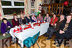 A Full House for the Dromid ICA Community Christmas Party held in The Inny Tavern on Sunday pictured here enjoying the day were l-r; Maureen Moriarty, Helen O'Sullivan, Eileen O'Shea, Mary O'Shea, Maura O'Connell, Breda Foley, Kathleen O'Shea, Eileen O'Shea, Seanin O'Connell & Hannie Curran.