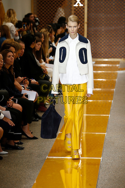 SPORTMAX<br /> Milan Fashion Week, Ready to Wear,Spring Summer 2016, Milan, Italy September 25, 2015.<br /> CAP/GOL<br /> &copy;GOL/Capital Pictures