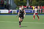 Glasgow 2014 Commonwealth Games<br /> Wales v England<br /> Phoebe Richards.<br /> Glasgow National Hockey Centre<br /> <br /> 24.07.14<br /> &copy;Steve Pope-SPORTINGWALES
