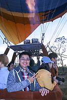 20180114 14 January Hot Air Ballooning Cairns