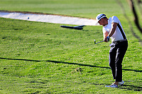 Jonas Blixt (SWE) on the 8th fairway during the 1st round of the Waste Management Phoenix Open, TPC Scottsdale, Scottsdale, Arisona, USA. 31/01/2019.<br /> Picture Fran Caffrey / Golffile.ie<br /> <br /> All photo usage must carry mandatory copyright credit (&copy; Golffile | Fran Caffrey)
