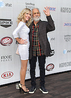 CULVER CITY, CA - JUNE 07: Tommy Chong and Shelby Chong at Spike TV's 'Guys Choice 2014' at Sony Pictures Studios on June 7, 2014 in Culver City, California. Credit: SP1/Starlitepics