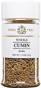 30606 Cumin, Small Jar 1.5 oz, India Tree Storefront