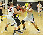 Pea Ridge vs Pottsville 2/25/16