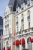 Europe/France/Basse-Normandie/Calvados/Cabourg : le Grand Hotel