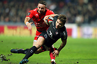 171230 Top 14 Rugby - Toulouse v Toulon