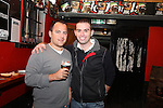 Max Kyke and Gavin Byrne in McPhails...(Photo credit should read Jenny Matthews www.newsfile.ie)....This Picture has been sent you under the condtions enclosed by:.Newsfile Ltd..The Studio,.Millmount Abbey,.Drogheda,.Co Meath..Ireland..Tel: +353(0)41-9871240.Fax: +353(0)41-9871260.GSM: +353(0)86-2500958.email: pictures@newsfile.ie.www.newsfile.ie.