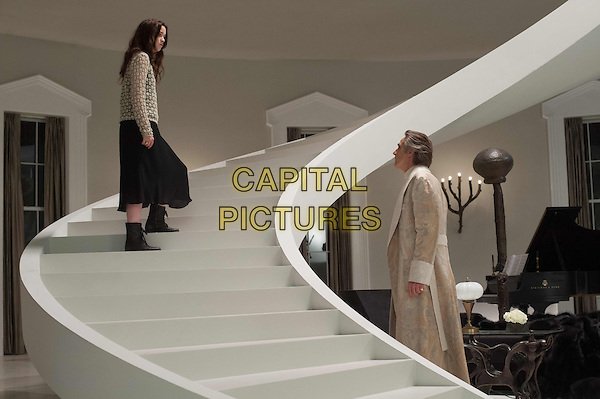Alice Englert, Jeremy Irons<br /> in Beautiful Creatures (2013) <br /> *Filmstill - Editorial Use Only*<br /> CAP/NFS<br /> Image supplied by Capital Pictures