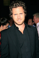 Beverly Hills, California - September 7, 2006.A J Buckley arrives  at the Los Angeles Premiere of  Hollywoodland held at the Samuel Goldwyn Theater..Photo by Nina Prommer/Milestone Photo
