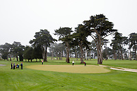San Francisco, CA -- May 9th, 2018: Final round of the NCAA San Francisco Regional Women's Golf Championship at TPC Harding Park hosted by Stanford. Stanford won and UCLA, Ole Miss, Louisville, Kent State and Colorado also advance.