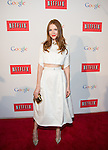 WASHINGTON, DC - MAY 2: Darby Stancfield attending the Google and Netflix party to celebrate White House Correspondents' Dinner on May 2, 2014 in Washington, DC. Photo Credit: Morris Melvin / Retna Ltd.