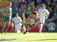 120929 Leicester Tigers v Exeter Chiefs