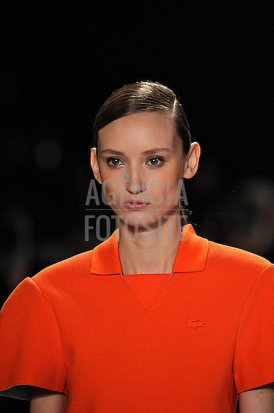 New York, EUA &ndash; 08/02/2013 - Desfile de Lacoste durante o New York Fashion Week  -  Inverno 2013. <br /> Foto: Firstview/FOTOSITE