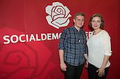 1. Maj i Randers<br /> Lasse Quvang Rasmussen og Maja Panduro.