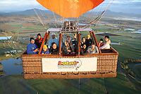 20130628 June 28 Hot Air Balloon Gold Coast