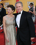 Annette Bening and Warren Beatty at the 17th Screen Actors Guild Awards held at The Shrine Auditorium in Los Angeles, California on January 30,2011                                                                               © 2010 DVS/ Hollywood Press Agency