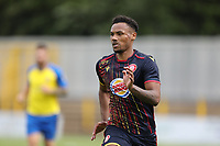 Tyler Denton of Stevenage during St Albans City vs Stevenage, Friendly Match Football at Clarence Park on 13th July 2019