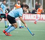 WASSENAAR - Hoofdklasse hockey heren, HGC-Bloemendaal (0-5)  . Tristan Algera (HGC).  COPYRIGHT KOEN SUYK