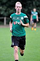 MARIENHOF - Voetbal, Trainingskamp FC Groningen , seizoen 2017-2018, 13-07-2017, FC Groningen speler Gerald Postma