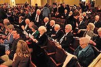 Folks anticipating the 'Concert of the Century' on a Spree: The Whiffenpoof Centennial (1909-2009)