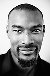 NEW YORK - MAY 16, 2011:  Tyson Beckford on May 16, 2011 in New York City.  (PHOTOGRAPH BY MICHAEL NAGLE)