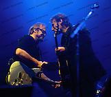 Crosby, Stills & Nash at the Olympia in Paris, France.