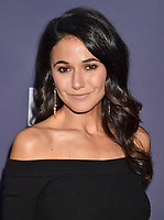 WEST HOLLYWOOD, CA - AUGUST 02: Emanuelle Chriqui arrives at the FOX Summer TCA 2018 All-Star Party at Soho House on August 2, 2018 in West Hollywood, California.<br /> CAP/ROT/TM<br /> &copy;TM/ROT/Capital Pictures