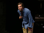 """Jake Gyllenhaal during the Broadway Opening Night performance Curtain Call of """"Sea Wall / A Life"""" at the Hudson Theatre on August 08, 2019 in New York City."""
