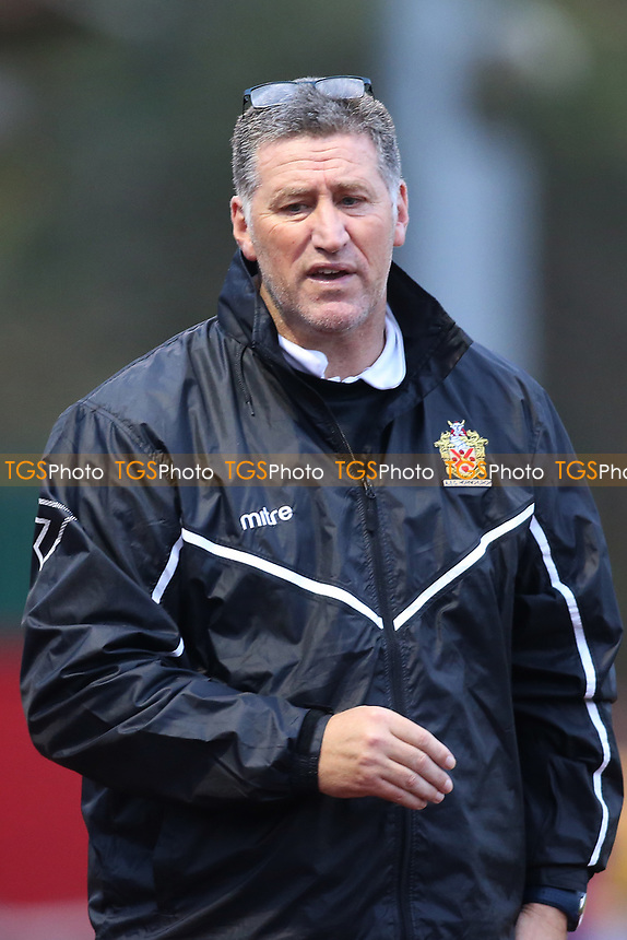 Jimmy Mcfarlane of Hornchurch during AFC Hornchurch vs Witham Town, Bostik League Division 1 North Football at Hornchurch Stadium on 4th November 2017