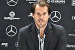 12.06.2019, Tennisclub Weissenhof e. V., Stuttgart, GER, Mercedes Cup 2019, ATP 250, <br /> <br /> im Bild Tommy Haas in der Pressekonferenz<br /> <br /> Foto © nordphoto/Mauelshagen