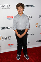 Gaten Matarazzo at the BAFTA Los Angeles BBC America TV Tea Party 2017 at The Beverly Hilton Hotel, Beverly Hills, USA 16 September  2017<br /> Picture: Paul Smith/Featureflash/SilverHub 0208 004 5359 sales@silverhubmedia.com