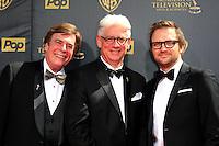 BURBANK - APR 26: David Michaels, Bob Mauro at the 42nd Daytime Emmy Awards Gala at Warner Bros. Studio on April 26, 2015 in Burbank, California