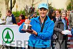 Maggie Carlin, Ballyheigue runners at the Kerry's Eye Tralee, Tralee International Marathon and Half Marathon on Saturday.