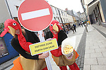 Welsh Water Fat Free Zone Christmas Campaign..09.12.11.©Steve Pope