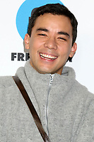 LOS ANGELES - FEB 5:  Conrad Ricamora at the Disney ABC Television Winter Press Tour Photo Call at the Langham Huntington Hotel on February 5, 2019 in Pasadena, CA.<br /> CAP/MPI/DE<br /> ©DE//MPI/Capital Pictures