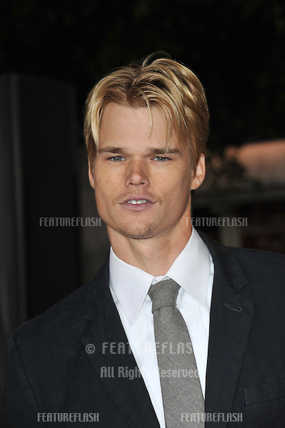 "Brendan Miller at the Los Angeles premiere of hs new movie ""In Time"" at the Regency Village Theatre, Westwood..October 20, 2011  Los Angeles, CA.Picture: Paul Smith / Featureflash"