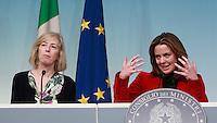 20140314 ROMA-POLITICA: CONSIGLIO DEI MINISTRI
