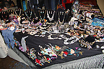 Designer Jane Elissa items - hats, shawls, jewelry, bags at Romantic Times Booklovers Annual Convention 2011 - The Book Industry Event of the Year - April 6th to April 10th at the Westin Bonaventure, Los Angeles, California for readers, authors, booksellers, publishers, editors, agents and tomorrow's novelists - the aspiring writers. (Photo by Sue Coflin/Max Photos)
