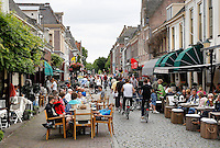 Horeca in de Vischpoortstraat