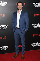 "07 February 2019 - Los Angeles, California - ED QUINN. Netflix's ""One Day at a Time"" Season 3 Premiere and Global Launch held at Regal Cinemas L.A. LIVE 14. Photo Credit: Billy Bennight/AdMedia"