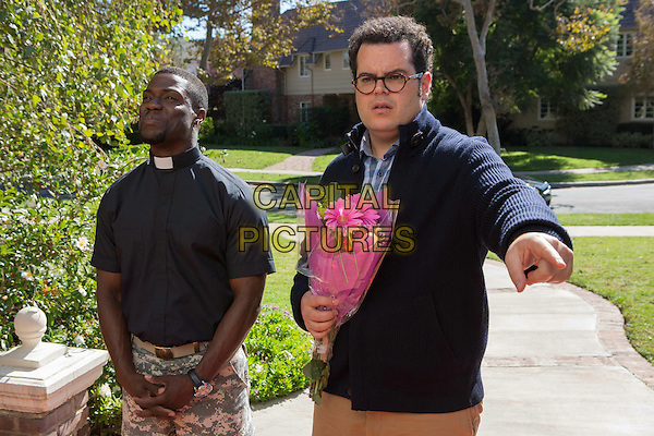 Kevin Hart, Josh Gad<br /> in The Wedding Ringer (2015)<br /> *Filmstill - Editorial Use Only*<br /> CAP/NFS<br /> Image supplied by Capital Pictures
