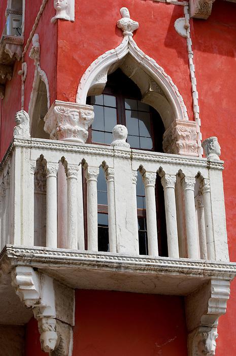 Piran Slovenia ( Slovenja ) Venetian Windows