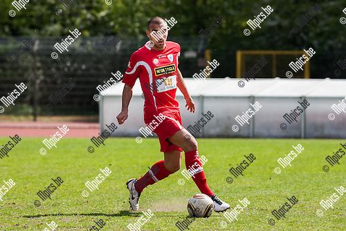 2013-05-05 / Voetbal / Seizoen 2012-2013 / KV-Turnhout-Berchem Sport/ Yasine Benali (Turnhout)..Foto: Mpics.be
