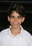 "HOLLYWOOD, CA. - September 16: Actor Cameron Boyce arrives at the Los Angeles Premiere of ""Eagle Eye"" at the Mann's Grauman Chinese Theatre on September 16, 2008 in Los Angeles, California."