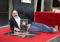 LOS ANGELES, CA - FEBRUARY 12: Mandy Patinkin, at the ceremony celebrating Mandy Patinkin's Star on The Hollywood Walk Of Fame in Los Angeles, California on February 12, 2018. <br /> CAP/MPI/FS<br /> &copy;FS/MPI/Capital Pictures